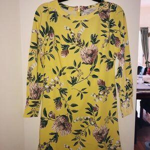 Yellow Spring Dress